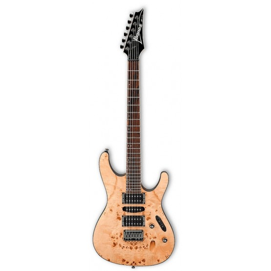 IBANEZ S771PB NTF GUITARRA ELECTRICA NATURAL FLAT