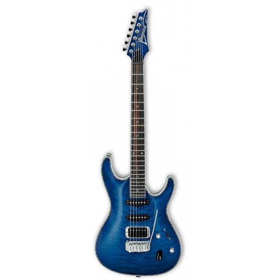 IBANEZ SA360QM SPB GUITARRA ELECTRICA SAPPHIRE BLUE. OUTLET