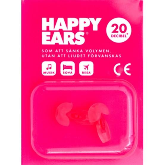 HAPPY EARS ROSA TAPONES PARA OIDOS