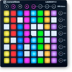 NOVATION LAUNCHPAD MK2 SUPERFICIE DE CONTROL