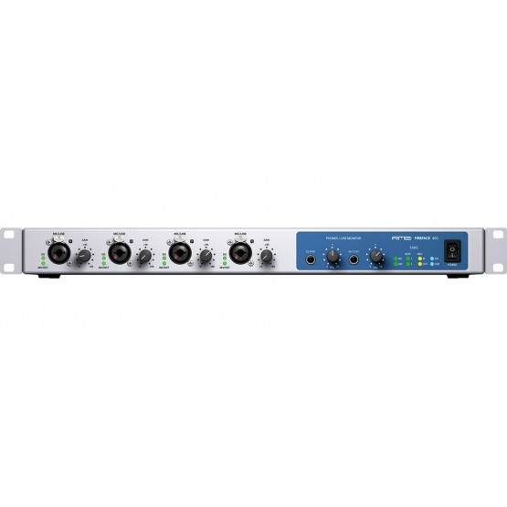 RME FIREFACE 802 INTERFAZ DE AUDIO USB FIREWIRE