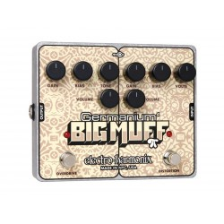 ELECTRO HARMONIX GERMANIUM 4 BIG MUFF PEDAL OVERDRIVE DISTORSION