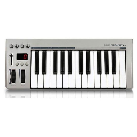 NEKTAR MASTERKEY 25 TECLADO CONTROLADOR MIDI USB 25 TECLAS