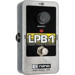 ELECTRO HARMONIX LPB1 PEDAL BOOSTER