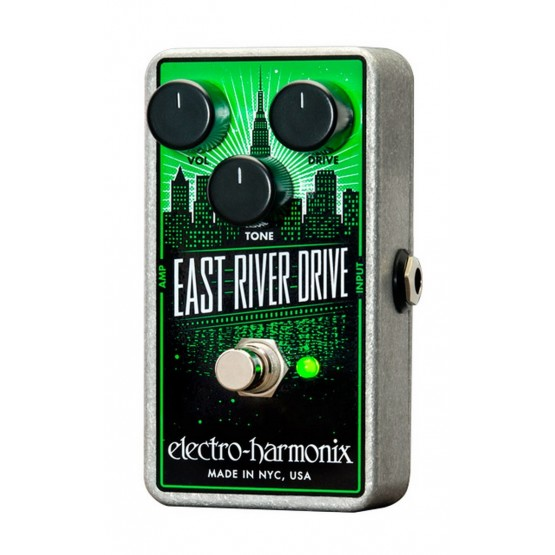ELECTRO HARMONIX EAST RIVER DRIVE PEDAL OVERDRIVE