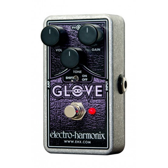 ELECTRO HARMONIX OD GLOVE PEDAL OVERDRIVE DISTORSION