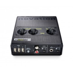NOVATION AUDIOHUB 2X4 INTERFAZ DE AUDIO Y HUB USB