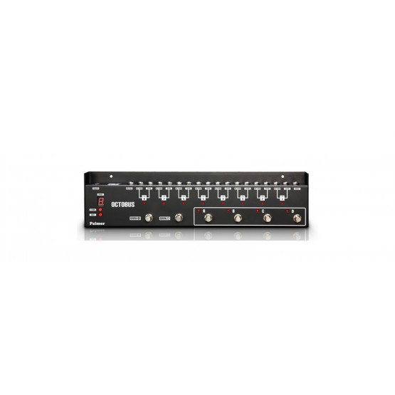 PALMER OCTOBUS LOOP SWITCHER PROGRAMABLE 8 CANALES