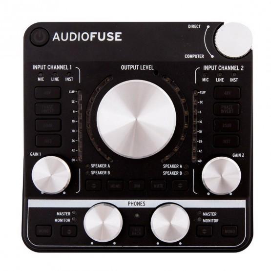 ARTURIA AUDIOFUSE BLACK INTERFAZ DE AUDIO USB