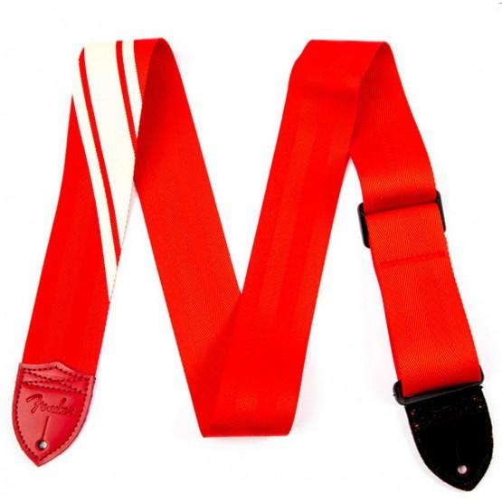 FENDER 0990608003 COMPETITION STRAP CORREA RED CREAM