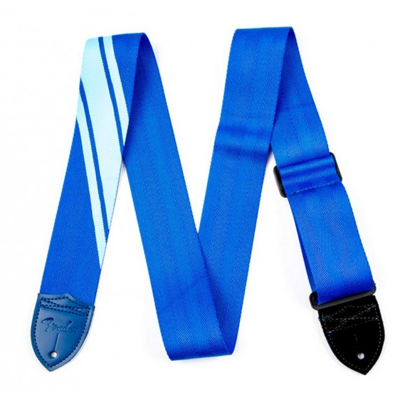 FENDER 0990608004 COMPETITION STRAP CORREA BLUE LIGHT BLUE
