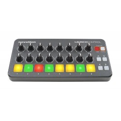 NOVATION LAUNCH CONTROL PANEL DE CONTROL
