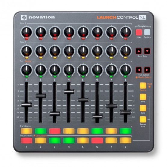 NOVATION LAUNCH CONTROL XL CONTROLADOR. OUTLET