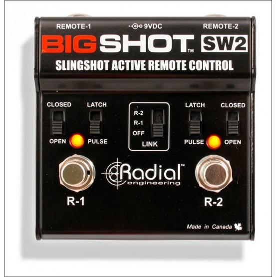 RADIAL BIGSHOT SW2 SELECTOR AMPLIFICADOR