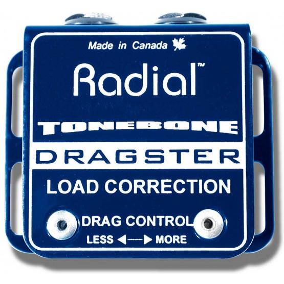 RADIAL DRAGSTER CORRECTOR DE CARGA
