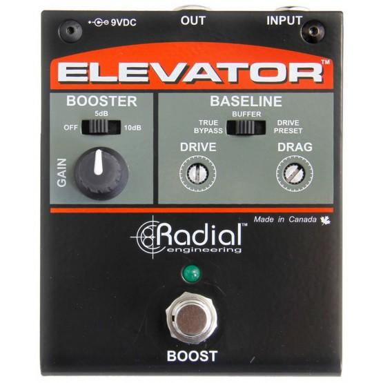 RADIAL TONEBONE ELEVATOR BUFFER BOOSTER