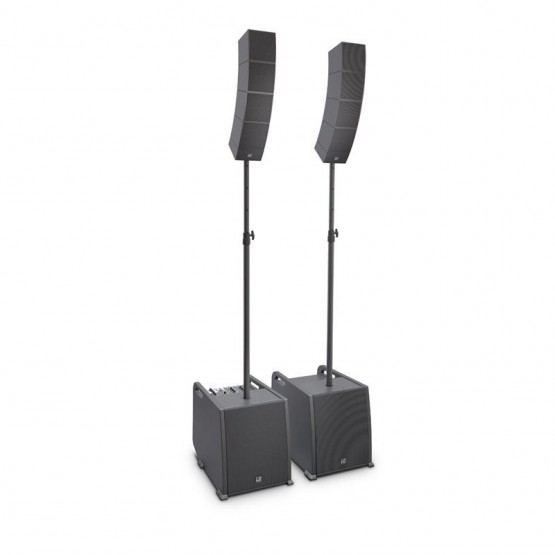 LD SYSTEMS LDCURV500PS SISTEMA DE ARRAY PORTATIL POWER