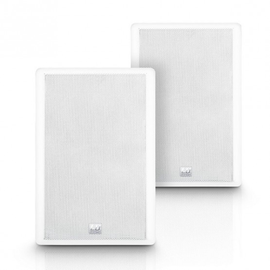 LD SYSTEMS LDCWMSS5W 100V ALTAVOCES DE PARED 100V BLANCOS