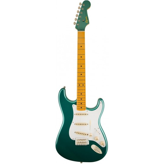 SQUIER CLASSIC VIBE STRATOCASTER 50S MN GUITARRA ELECTRICA SHERWOOD GREEN METALLIC