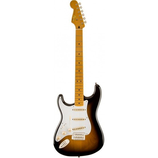 SQUIER CLASSIC VIBE STRATOCASTER 50S LH MN GUITARRA ELECTRICA 2TS ZURDOS