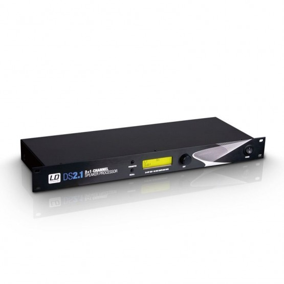 LD SYSTEMS LDDS21 CONTROLADOR DSP 3 CANALES