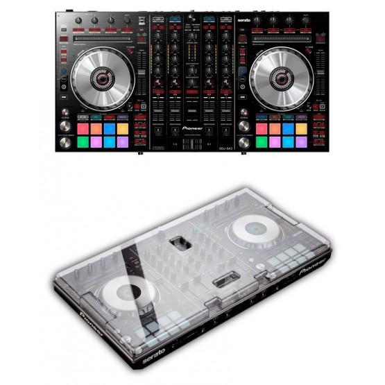 PIONEER -PACK- DDJ-SX 2 CONTROLADOR DJ + TAPA PROTECTORA DECKSAVER DS-PC-DDJSX