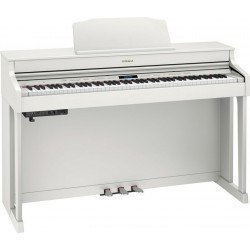 ROLAND HP603 WH PIANO DIGITAL BLANCO