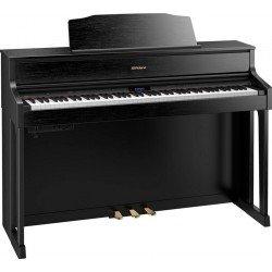 ROLAND HP605 CB PIANO DIGITAL NEGRO