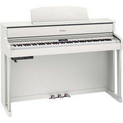 ROLAND HP605 WH PIANO DIGITAL BLANCO