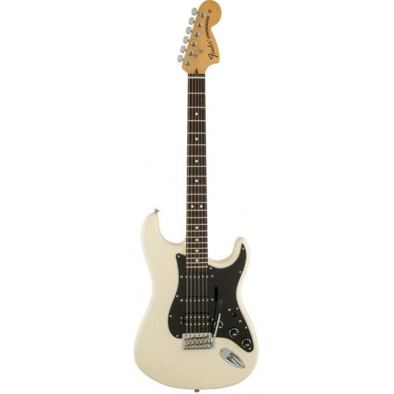 FENDER AMERICAN SPECIAL STRATOCASTER HSS RW GUITARRA ELECTRICA OLYMPIC WHITE