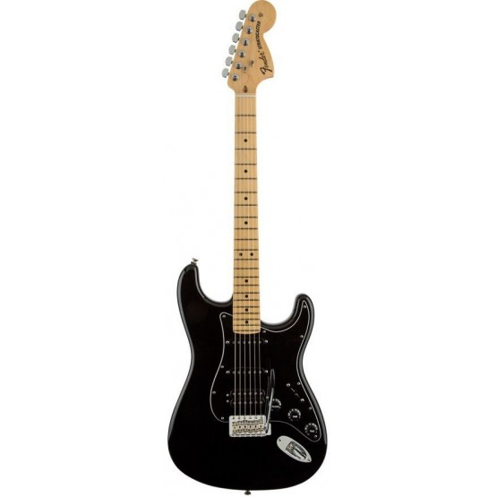 FENDER AMERICAN SPECIAL STRATOCASTER HSS MN GUITARRA ELECTRICA NEGRA