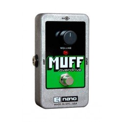 ELECTRO HARMONIX MUFF OVERDRIVE PEDAL