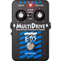 EBS MULTIDRIVE PEDAL OVERDRIVE. OUTLET