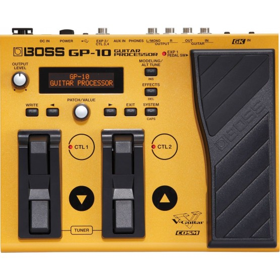 BOSS GP10 S PROCESADOR GUITARRA