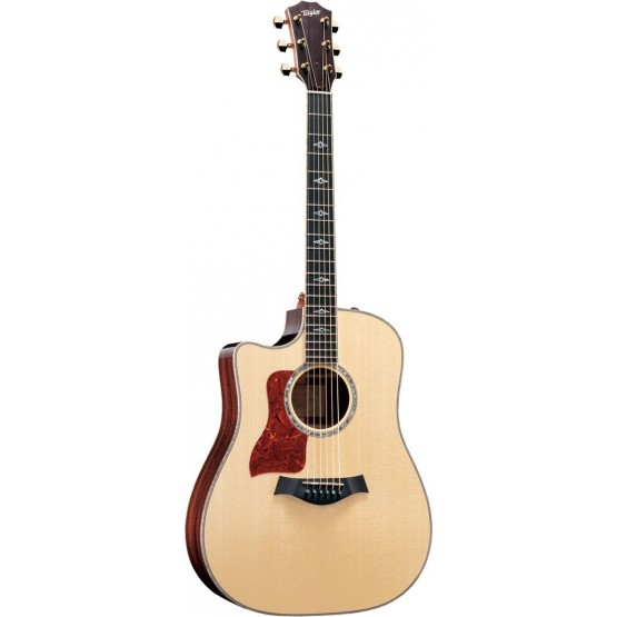 TAYLOR 810CE LEFTY GUITARRA ELECTROACUSTICA DREADNOUGHT ZURDO