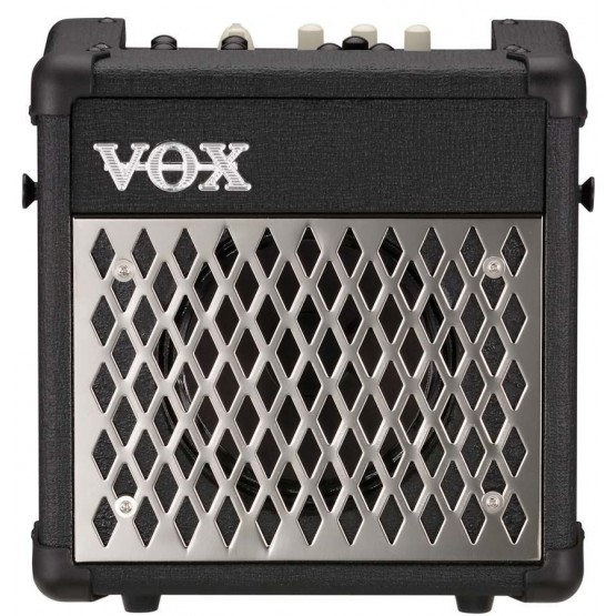 VOX MINI5 RHYTHM AMPLIFICADOR GUITARRA
