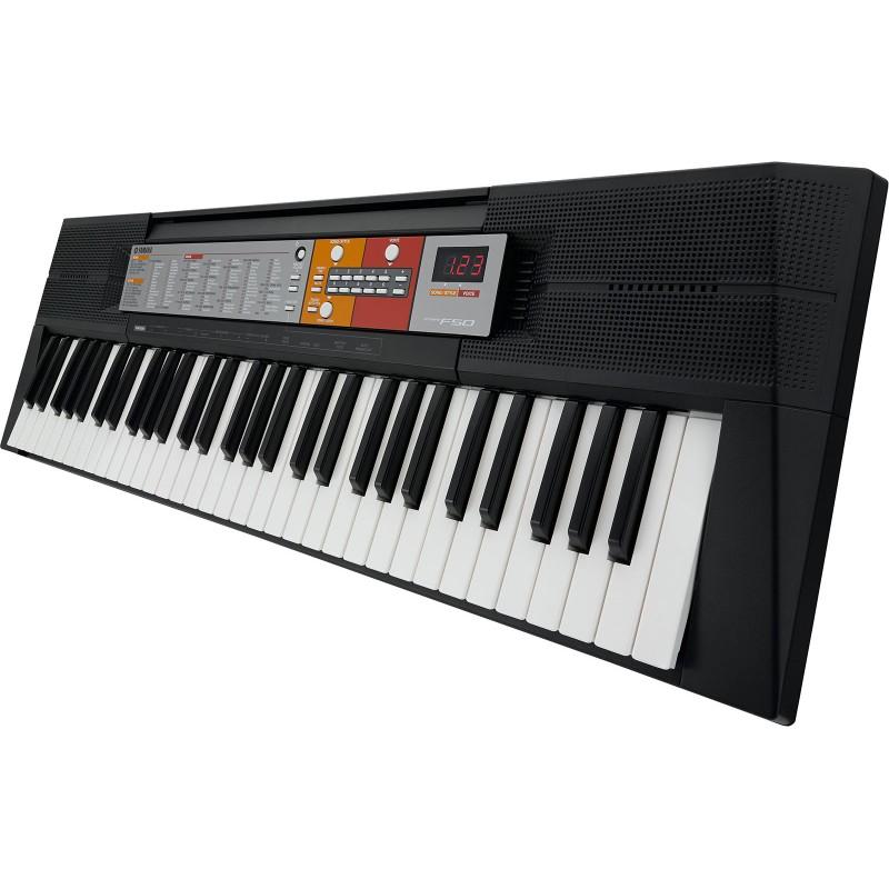 comprar yamaha psr f50 teclado portatil 61 teclas precios. Black Bedroom Furniture Sets. Home Design Ideas