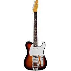 FENDER CLASSIC SERIES 60 TELECASTER BIGSBY RW GUITARRA ELECTRICA 3TS. OUTLET