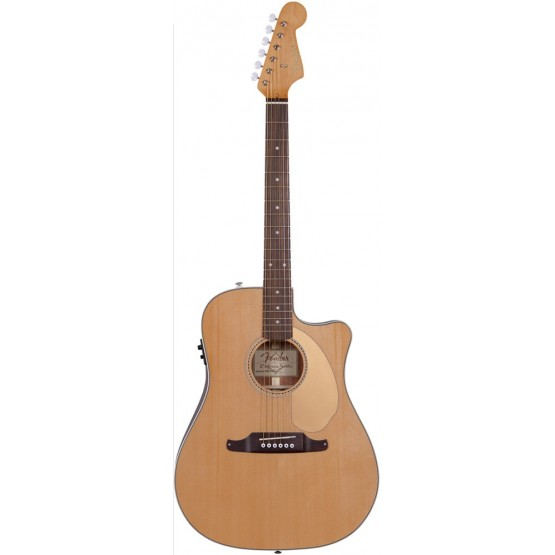 FENDER SONORAN SCE THINLINE GUITARRA ELECTROACUSTICA NATURAL