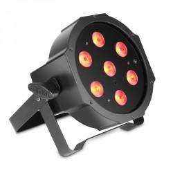 CAMEO CLPFLAT1TRI3WIR FOCO PAR LED TRICOLOR RGB PLANO 7X3W