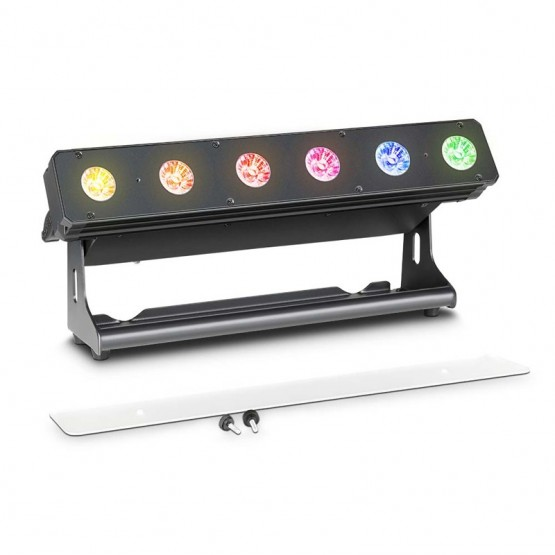 CAMEO CLPIXBAR300PRO BARRA LED 6X8W RGBW