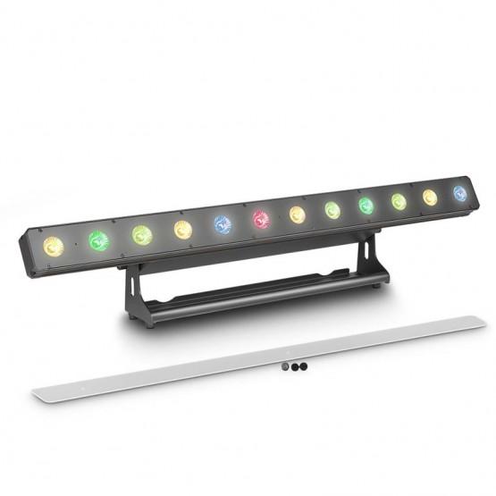 CAMEO CLPIXBAR400PRO BARRA LED 12X8W RGBW