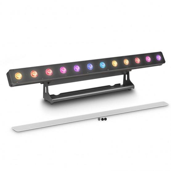 CAMEO CLPIXBAR600PRO BARRA DE LEDS 12X12W RGBWA+UV