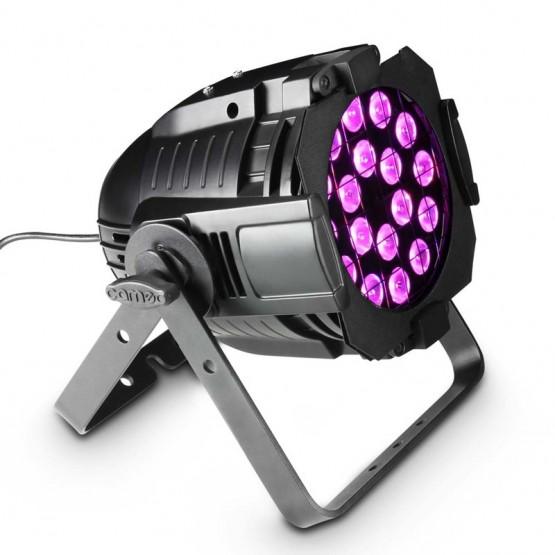 CAMEO CLPST64RGBAQ8W FOCO PAR LED DE CUATRO COLORES RGBA 18X8W