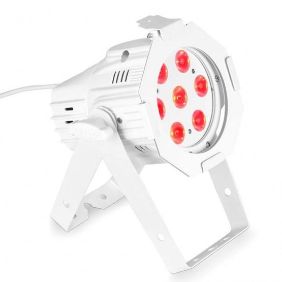 CAMEO CLPSTMINITRI3WWH FOCO PAR LED TRICOLOR RGB 7X3W BLANCO