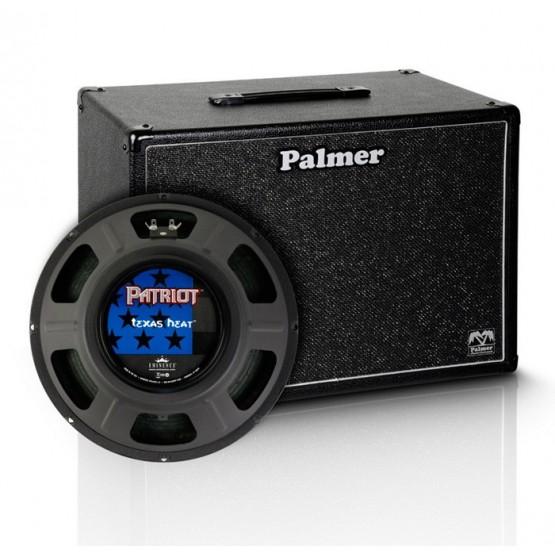PALMER PCAB112TXH PANTALLA 1X12 EMINENCE TEXAS HEAT 8 OHMIOS