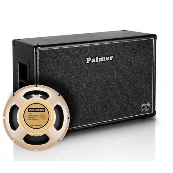PALMER PCAB212CRM PANTALLA 2X12 CELESTION CREAMBACK