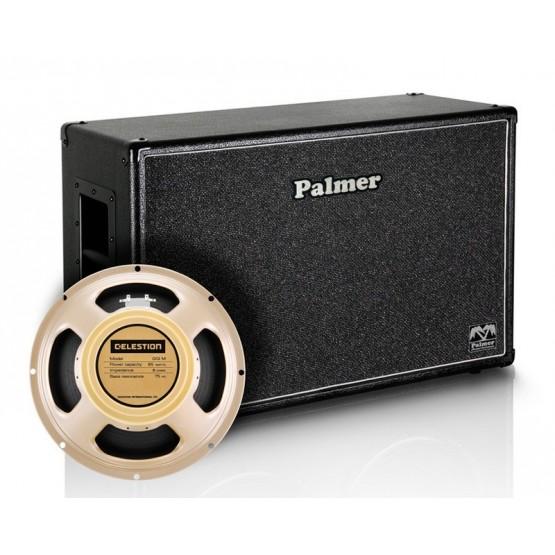 PALMER PCAB212CRMOB PANTALLA 2X12 CELESTION CREAMBACK ABIERTA