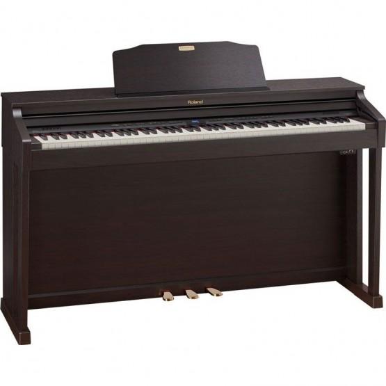 ROLAND HP504 RW PIANO DIGITAL 88 TECLAS CONTRAPESADAS ROSEWOOD