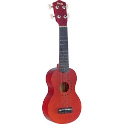 STAGG US10 TATTOO UKELELE SOPRANO